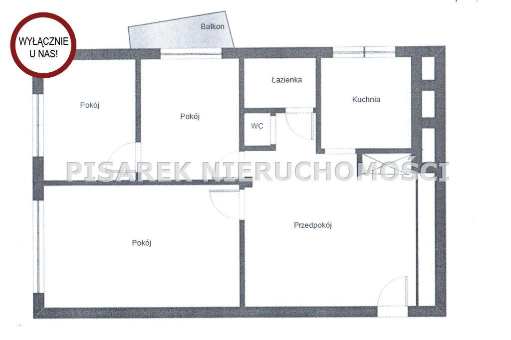 Mieszkanie trzypokojowe na sprzedaż Warszawa, Praga Północ, Pl. Hallera, Szymanowskiego  52m2 Foto 12