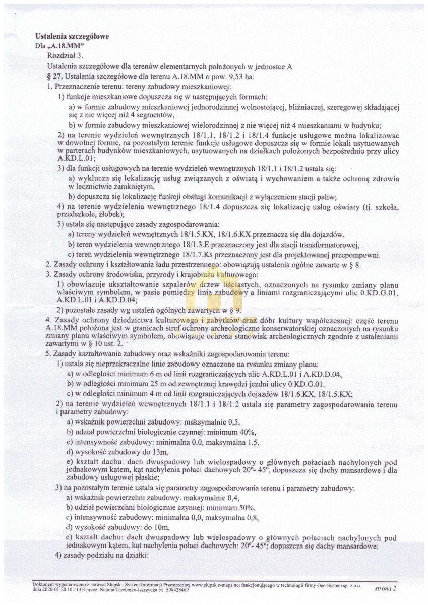 Działka przemysłowo-handlowa na sprzedaż Włynkówko  13100m2 Foto 3