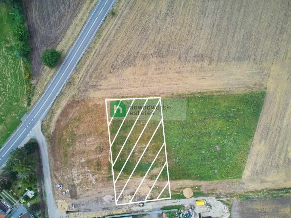 Działka budowlana na sprzedaż Wierzbice, Kątecka  1392m2 Foto 3