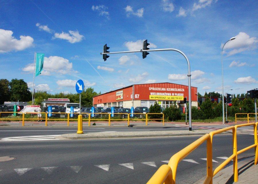 Lokal użytkowy na sprzedaż Płock, Bielska  2154m2 Foto 1