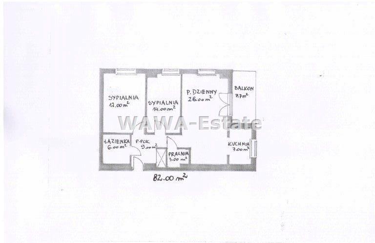 Mieszkanie trzypokojowe na sprzedaż Warszawa, Żoliborz, Gwiaździsta  83m2 Foto 10