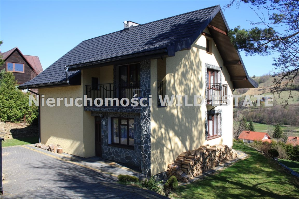 Dom na sprzedaż Solina, Wołkowyja  115m2 Foto 1