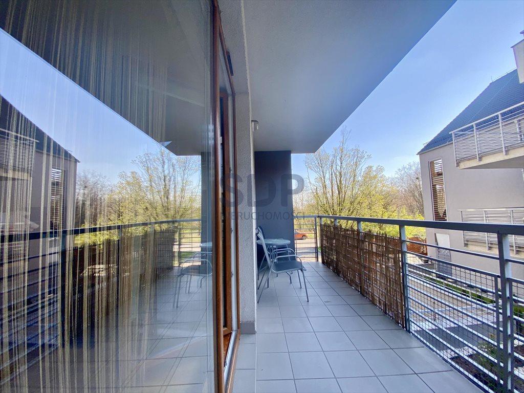 Mieszkanie dwupokojowe na sprzedaż Wrocław, Fabryczna, Żerniki, Rumiankowa  58m2 Foto 2