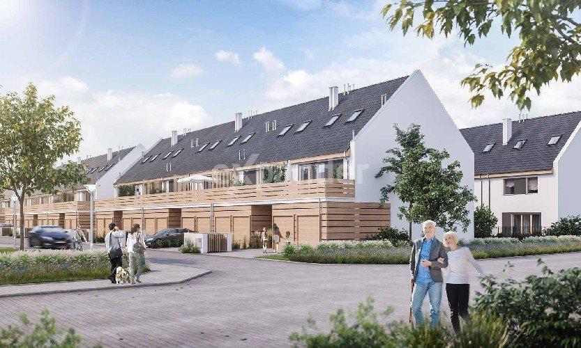 Dom na sprzedaż Dachowa, Turkusowa  72m2 Foto 2
