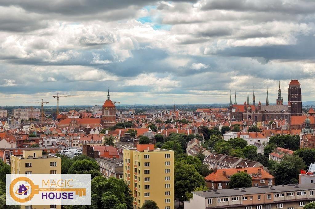 Mieszkanie trzypokojowe na sprzedaż Gdańsk, Śródmieście, Wałowa  80m2 Foto 1