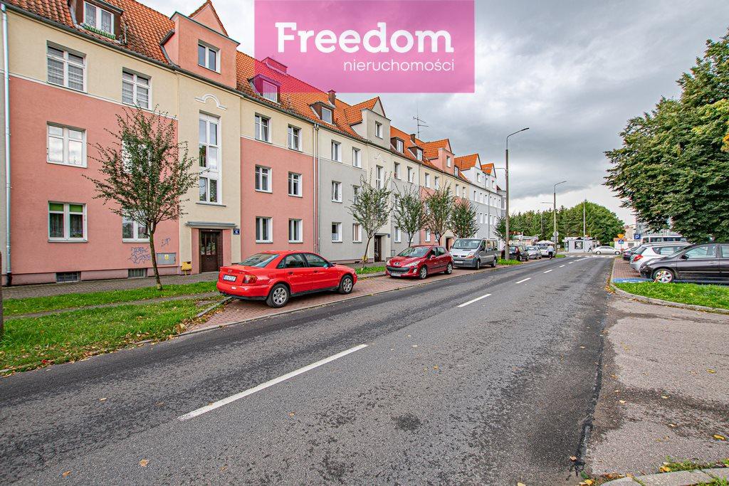 Mieszkanie dwupokojowe na sprzedaż Elbląg, Wojska Polskiego  56m2 Foto 1