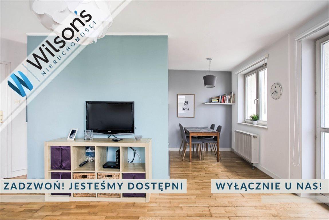 Mieszkanie dwupokojowe na sprzedaż Warszawa, Praga-Południe, Aleja Stanów Zjednoczonych  54m2 Foto 1