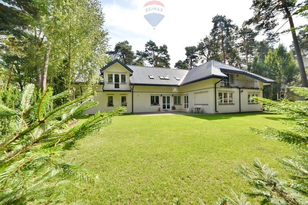 Dom na wynajem Konstancin-Jeziorna, Potulickich  700m2 Foto 1