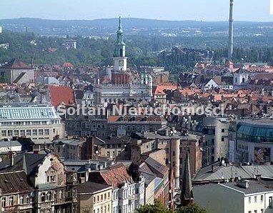 Działka budowlana na sprzedaż Poznań, Starołęka  43666m2 Foto 1