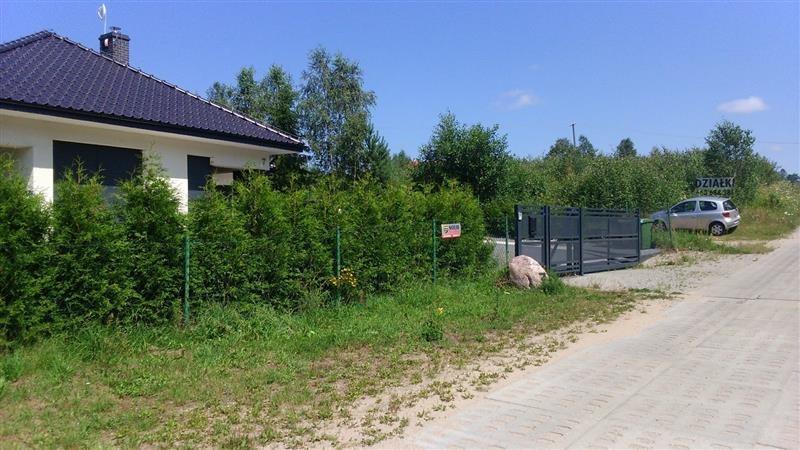 Działka budowlana na sprzedaż Kielno, BOŻANKA, OLIWSKA  1131m2 Foto 1