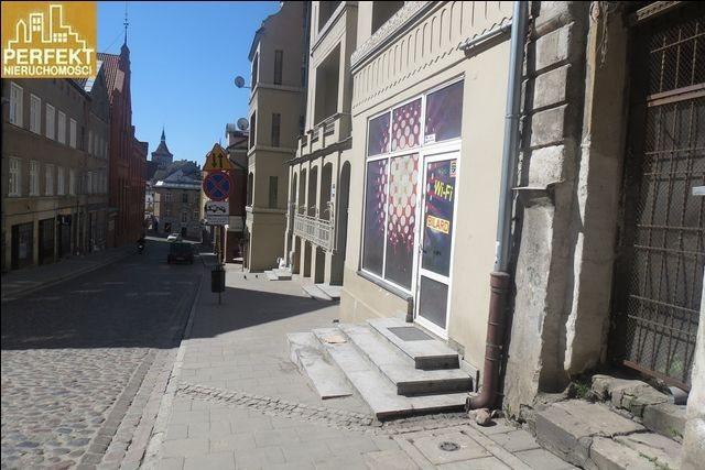 Lokal użytkowy na wynajem Olsztyn, Stare Miasto / Centrum, Skłodowskiej Curie  60m2 Foto 1