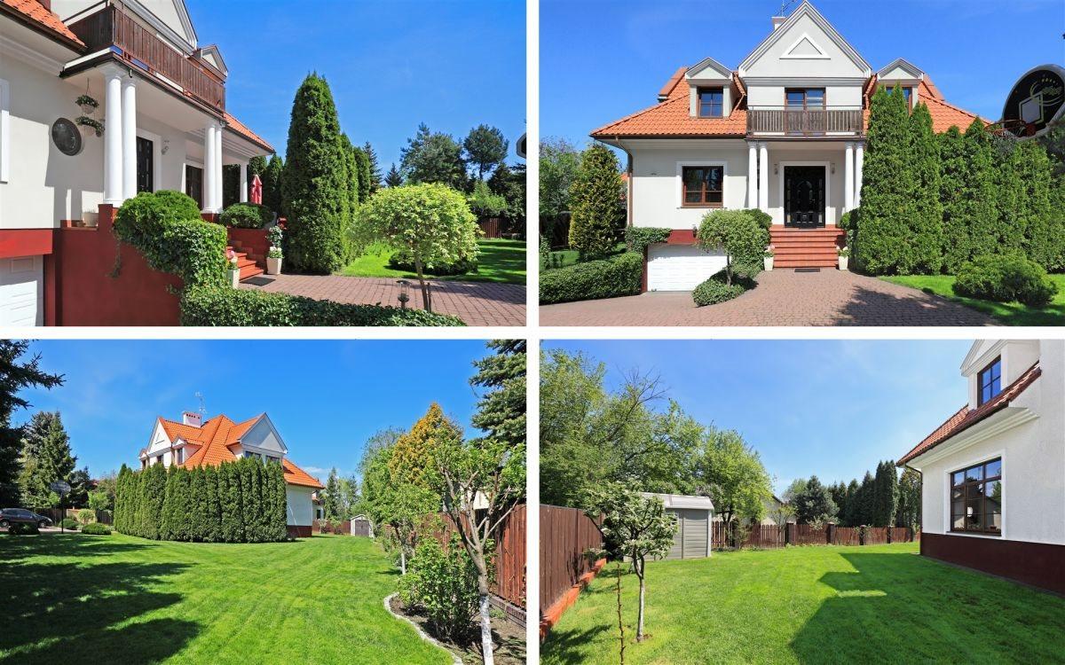 Dom na wynajem Konstancin-Jeziorna, Klarysew  395m2 Foto 1