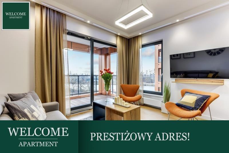 Mieszkanie trzypokojowe na wynajem Gdańsk, ŚRÓDMIEŚCIE, Stara Stocznia  68m2 Foto 1