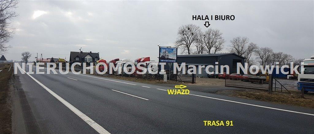 Działka przemysłowo-handlowa pod dzierżawę Daszyna  10628m2 Foto 2