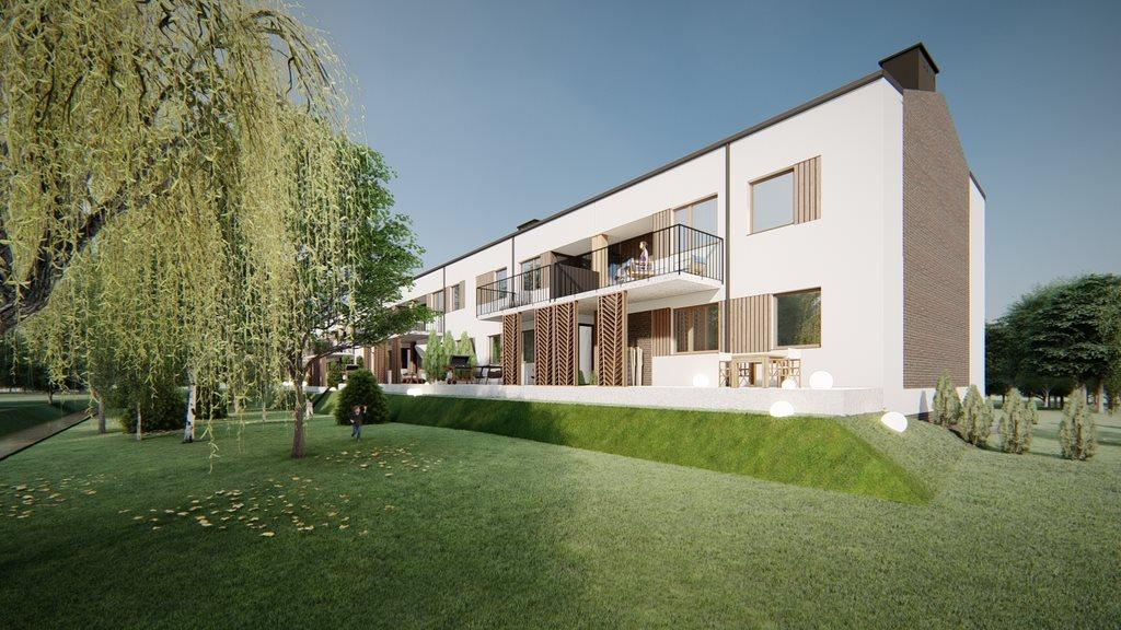 Mieszkanie trzypokojowe na sprzedaż Rzeszów, Słocińska  60m2 Foto 2