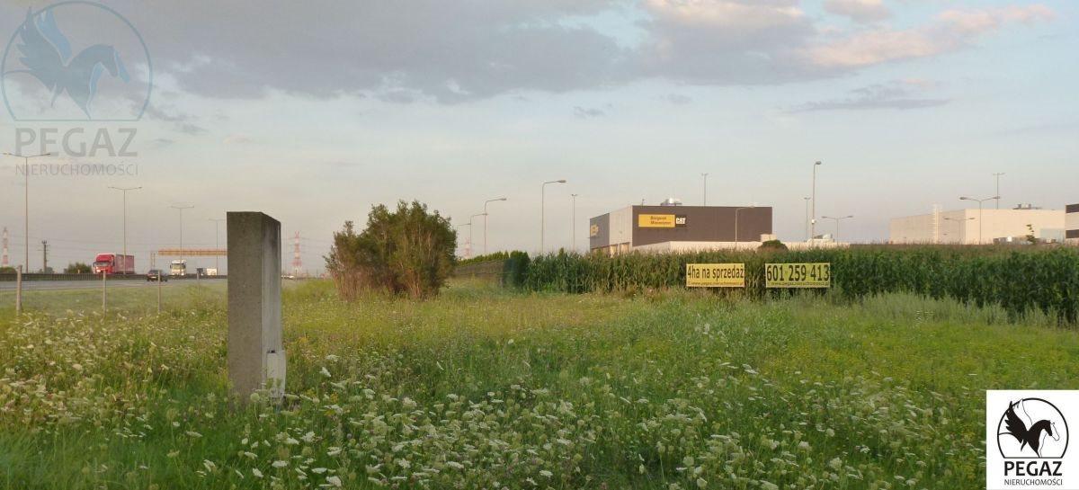 Działka przemysłowo-handlowa na sprzedaż Komorniki, ul. Krzysztofa Kolumba  40371m2 Foto 5