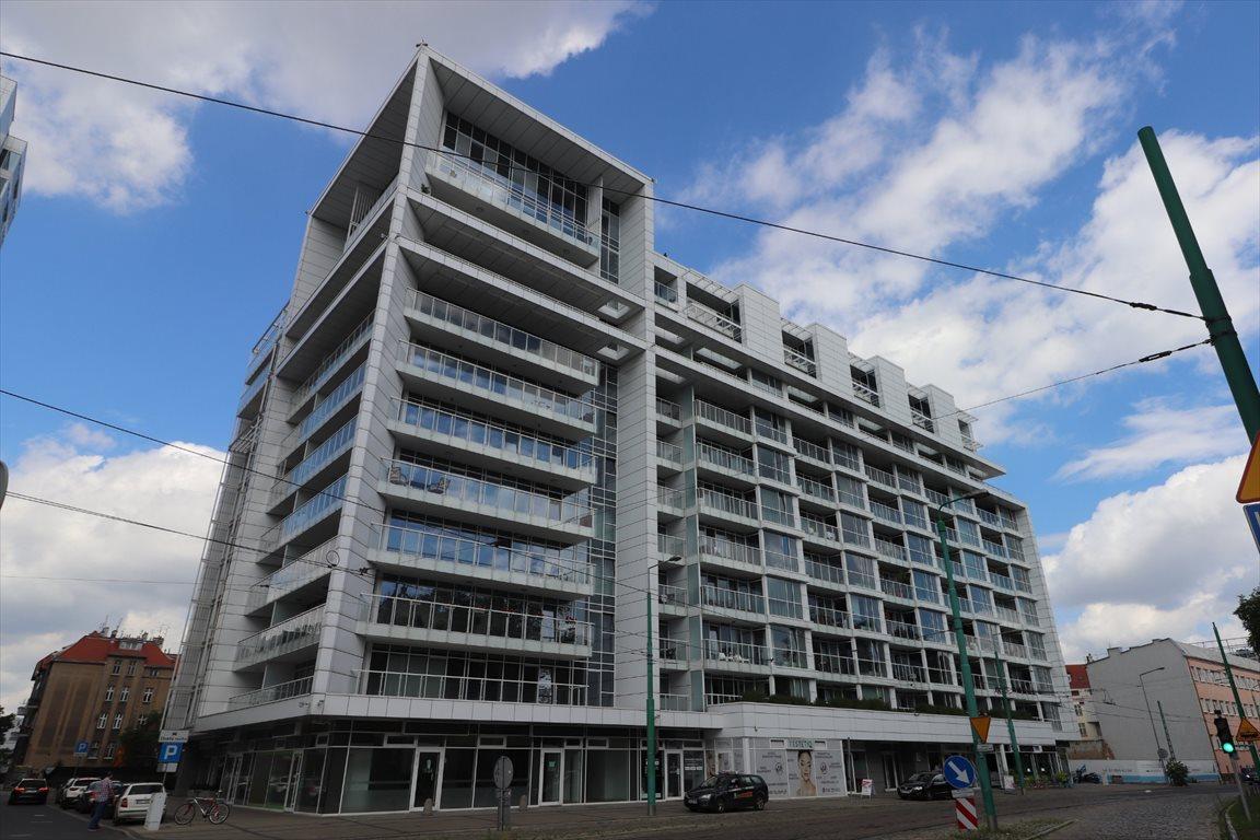 Mieszkanie dwupokojowe na wynajem Poznań, Centrum, Towarowa  52m2 Foto 1
