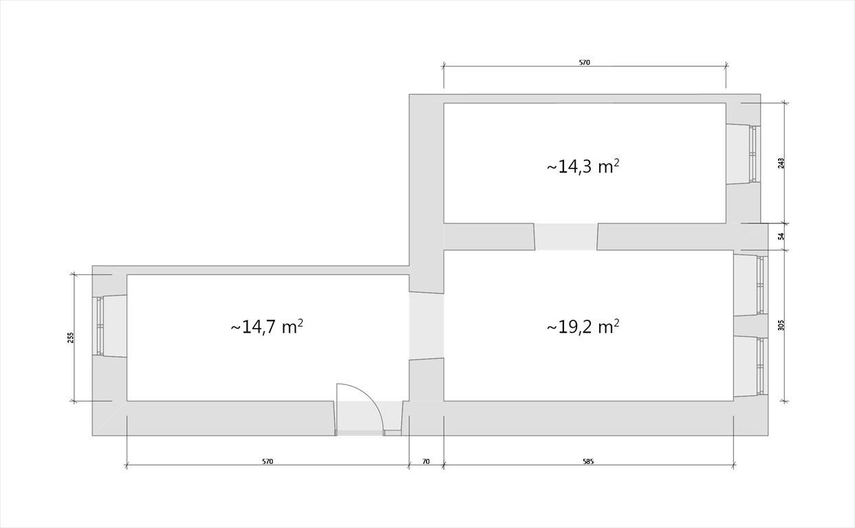 Mieszkanie trzypokojowe na sprzedaż Warszawa, Praga-Północ, Marcinkowskiego 7  46m2 Foto 14
