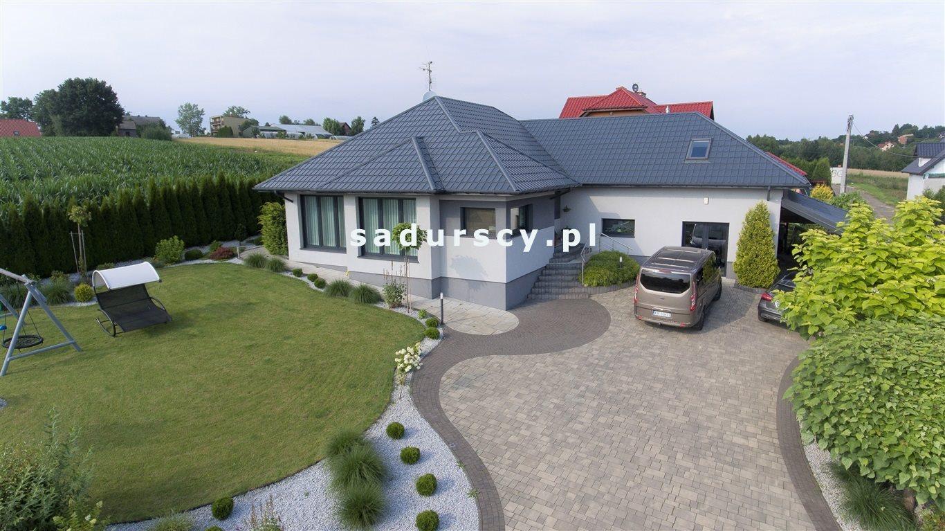 Dom na sprzedaż Kocmyrzów-luborzyca, Luborzyca  150m2 Foto 1