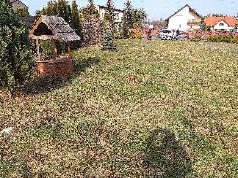 Działka budowlana na sprzedaż Mstów, Srocko  1097m2 Foto 4