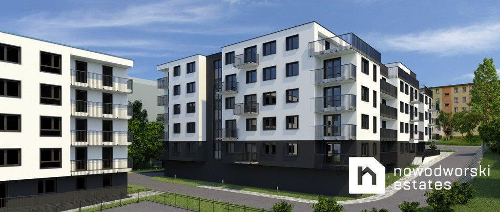 Mieszkanie dwupokojowe na sprzedaż Kraków, Podgórze, Wielicka  37m2 Foto 3