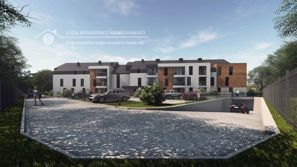 Mieszkanie trzypokojowe na sprzedaż Bielsko-Biała, Kamienica  59m2 Foto 1