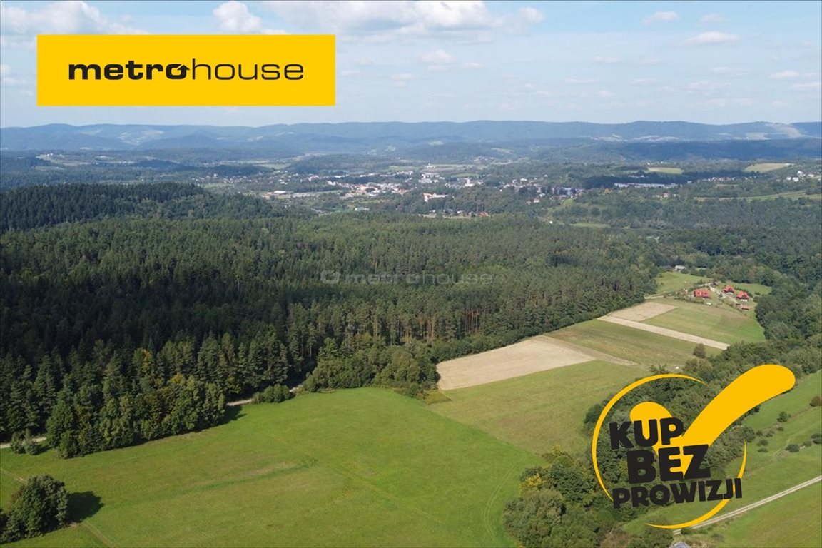 Działka rolna na sprzedaż Weremień, Lesko  9200m2 Foto 1