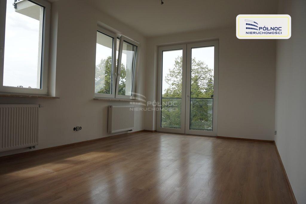 Mieszkanie trzypokojowe na wynajem Pabianice, Nowe 3 pokoje, centrum, miejsce postojowe, winda, balkon  55m2 Foto 2