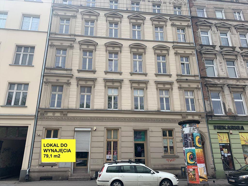 Lokal użytkowy na wynajem Wrocław, Przedmieście Oławskie, Komuny Paryskiej 45 2U  79m2 Foto 1