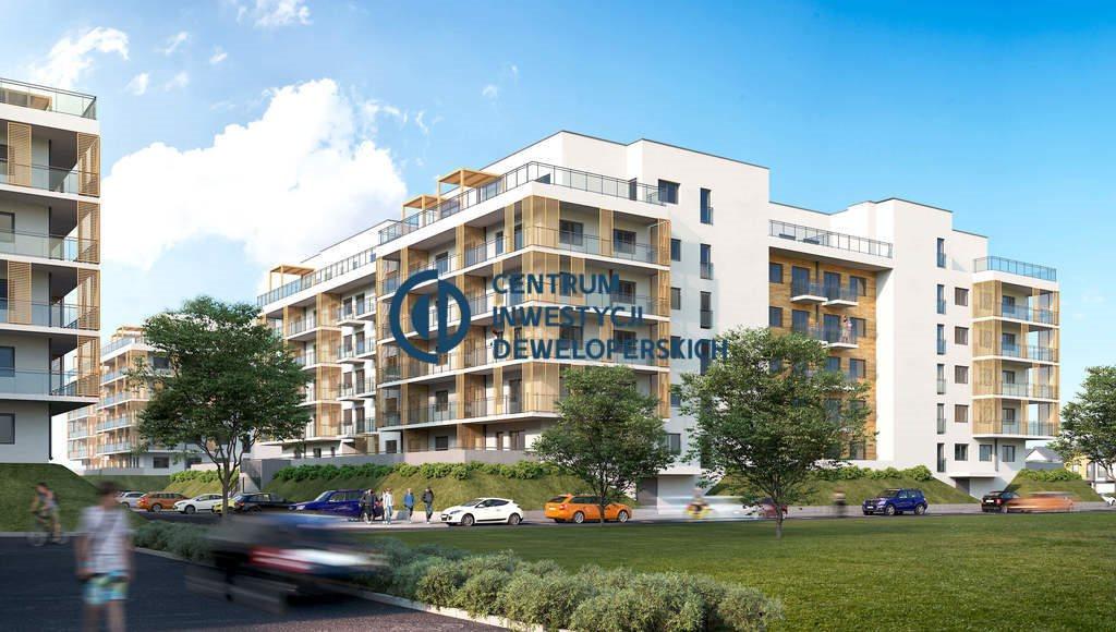 Mieszkanie trzypokojowe na sprzedaż Rzeszów, Miła  59m2 Foto 5