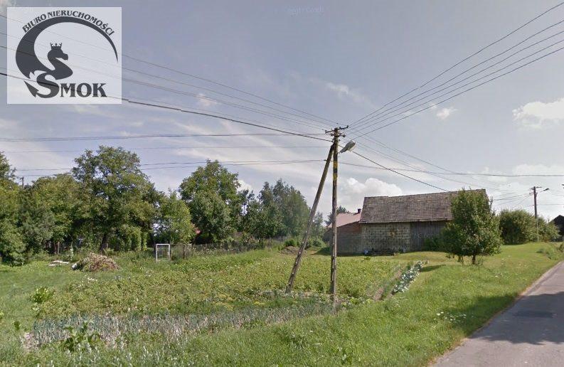 Działka budowlana na sprzedaż Grajów  1150m2 Foto 2