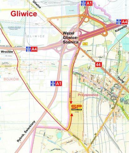 Działka inwestycyjna na sprzedaż Gliwice, Sośnica  2500m2 Foto 1