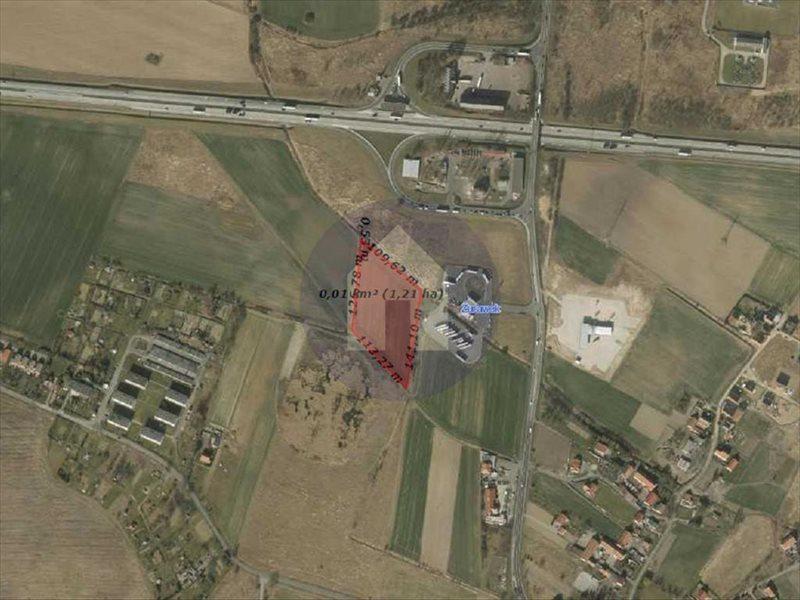 Działka przemysłowo-handlowa na sprzedaż Nowa Wieś Legnicka  11900m2 Foto 3