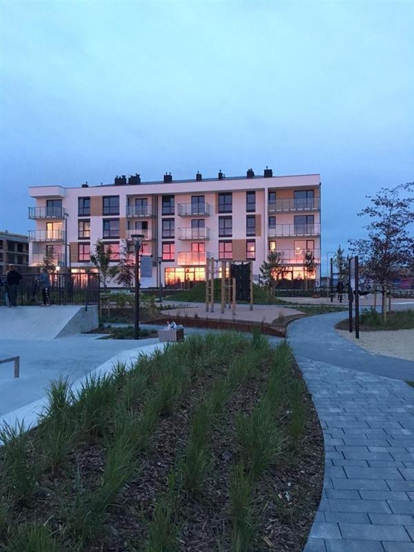 Mieszkanie dwupokojowe na wynajem Pogórze, Czechowicza  40m2 Foto 2
