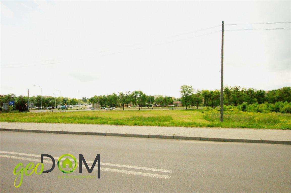 Działka przemysłowo-handlowa na sprzedaż Chełm, Aleja Żołnierzy I Armii Wojska Polskiego  4251m2 Foto 2