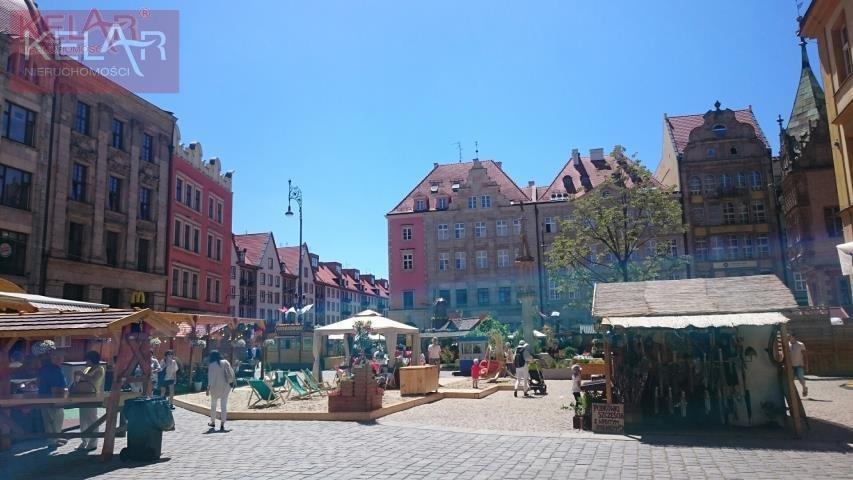 Lokal użytkowy na wynajem Wrocław, Stare Miasto, RYNEK, RYNEK  180m2 Foto 1