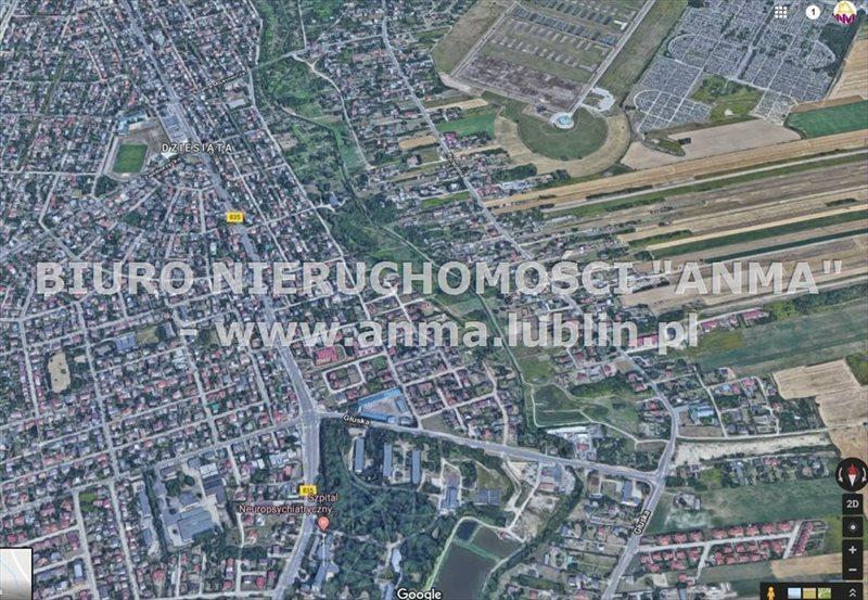 Działka inna na sprzedaż Lublin, Dziesiąta, Wyzwolenia  1614m2 Foto 1