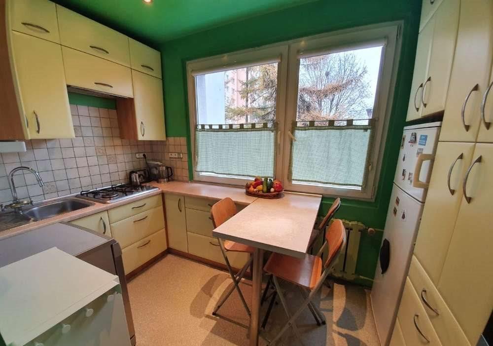 Mieszkanie trzypokojowe na sprzedaż Katowice, Józefowiec  74m2 Foto 6