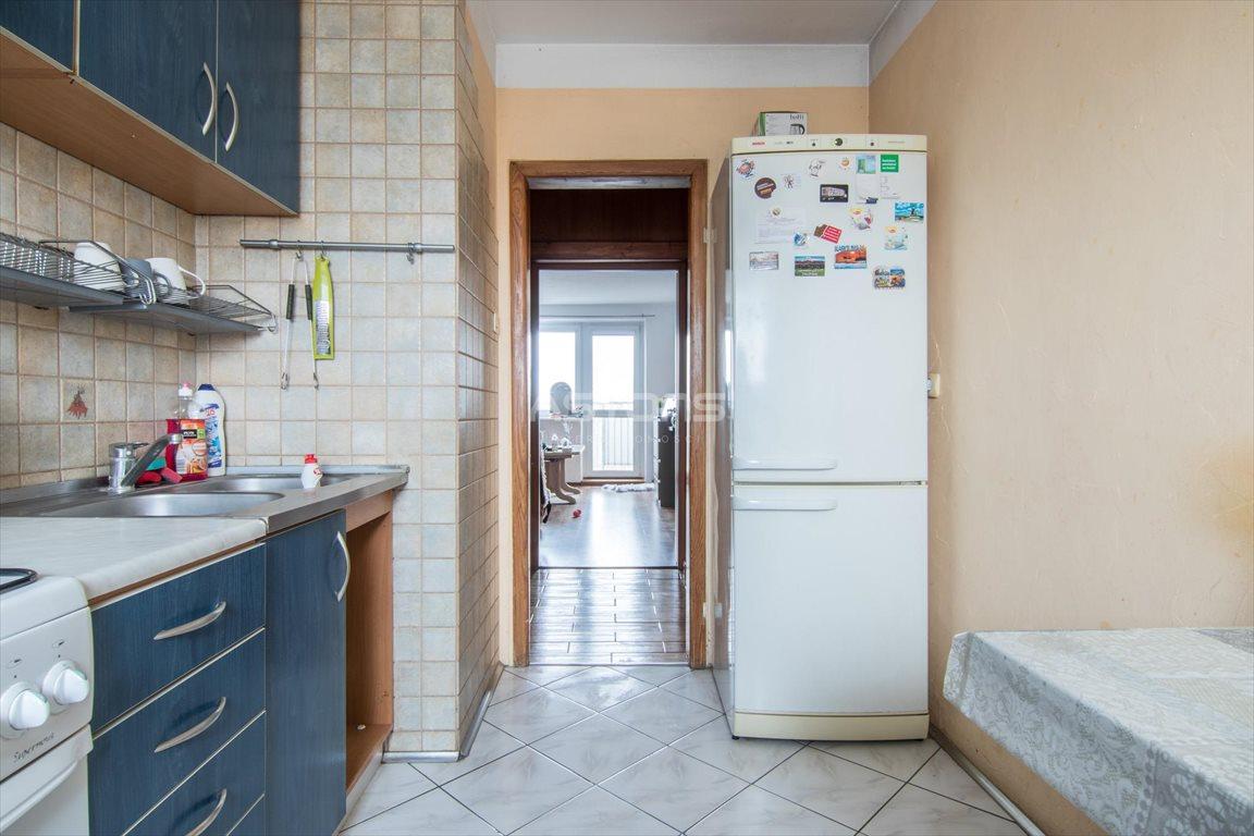 Mieszkanie trzypokojowe na sprzedaż Poznań, Rataje, Os. Rusa  69m2 Foto 9