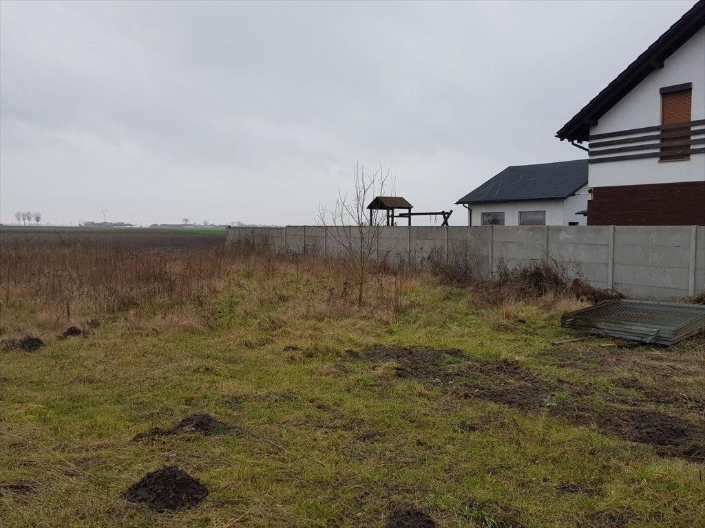 Działka budowlana na sprzedaż Uścikowo-Folwark  1048m2 Foto 4
