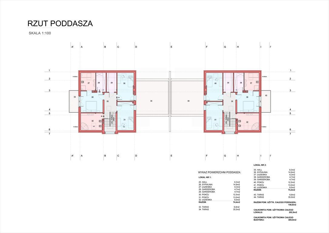 Dom na sprzedaż Warszawa, Wilanów, Gratyny  203m2 Foto 4
