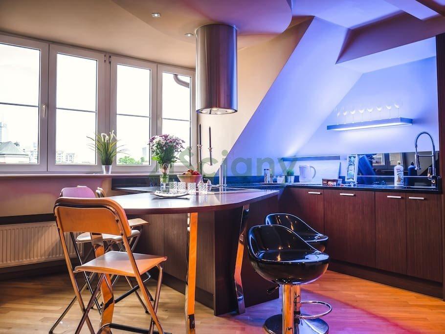 Luksusowe mieszkanie trzypokojowe na sprzedaż Warszawa, Śródmieście, Stare Miasto, Piwna  165m2 Foto 7