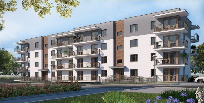 Mieszkanie trzypokojowe na sprzedaż Grudziądz  49m2 Foto 1
