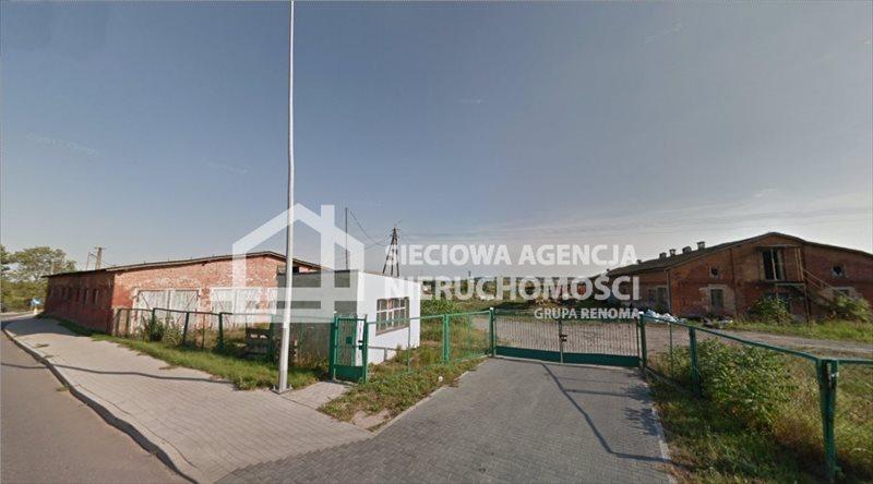 Działka przemysłowo-handlowa na sprzedaż Szpęgawa  17200m2 Foto 1