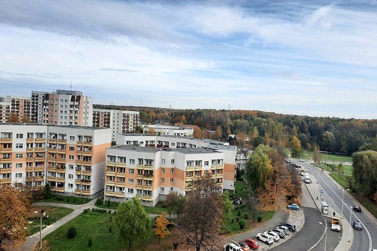 Mieszkanie trzypokojowe na sprzedaż Katowice, Piotrowice, Bażantów  51m2 Foto 1