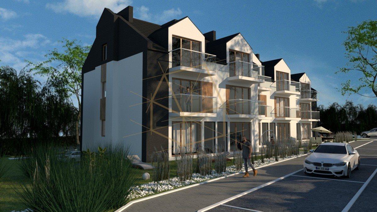 Mieszkanie dwupokojowe na sprzedaż Rumia, Kamienna  43m2 Foto 4