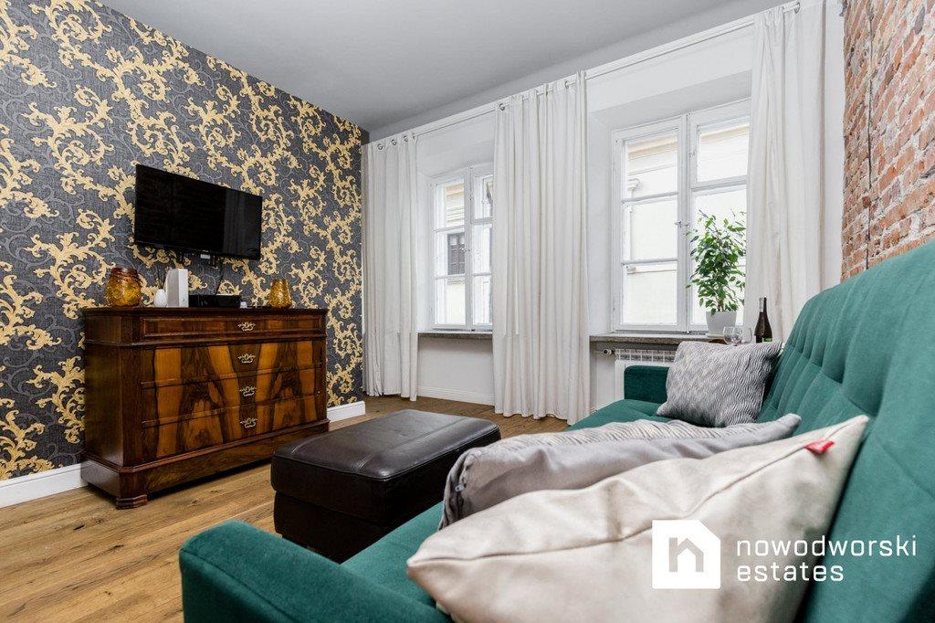 Mieszkanie dwupokojowe na wynajem Warszawa, Śródmieście, Krzywe Koło  39m2 Foto 3
