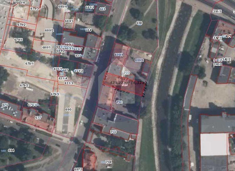 Działka budowlana na sprzedaż Legnica, Henryka Jordana  435m2 Foto 1