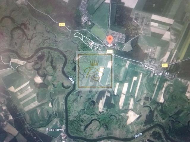 Działka budowlana na sprzedaż Rogalin  14000m2 Foto 1