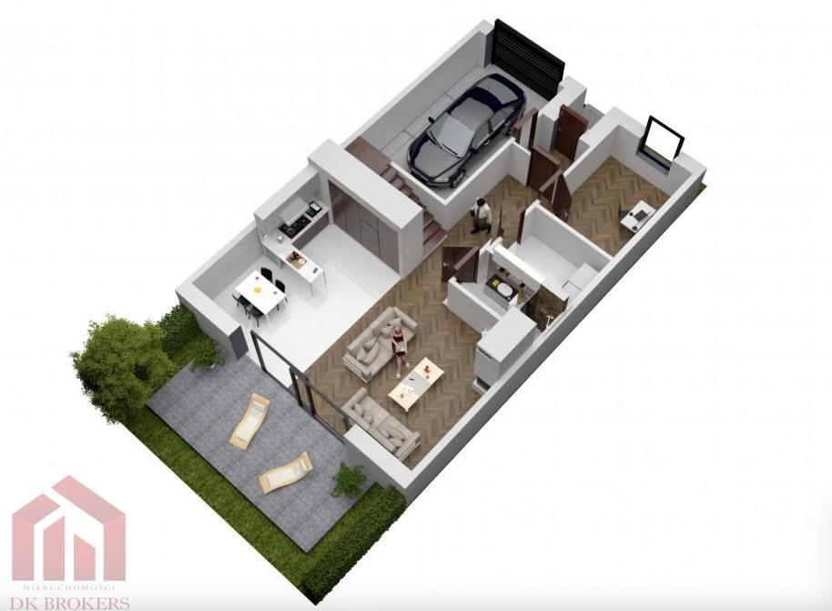 Dom na sprzedaż Rzeszów, Budziwój, Śnieżna  133m2 Foto 5